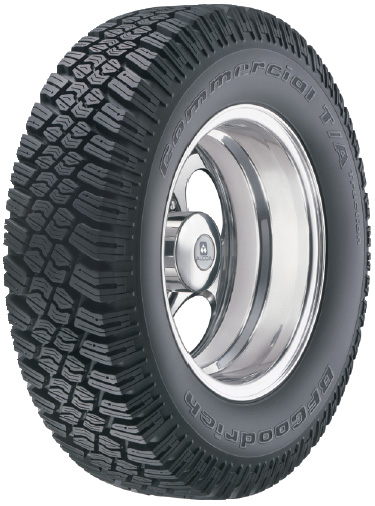 Product Image 1 of 1. Commercial T/A Traction