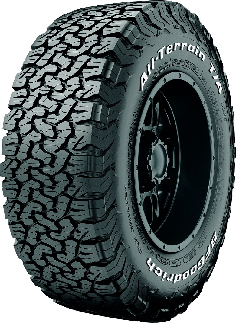 Product Image 1 of 1. All Terrain T/A KO2
