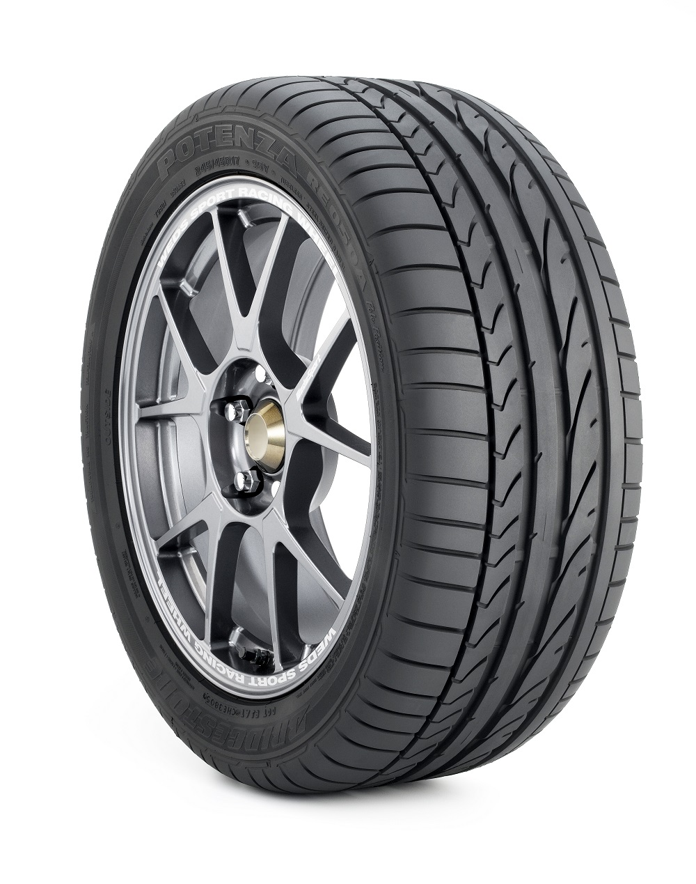 Product Image 1 of 1. Potenza RE050A Pole Position RFT